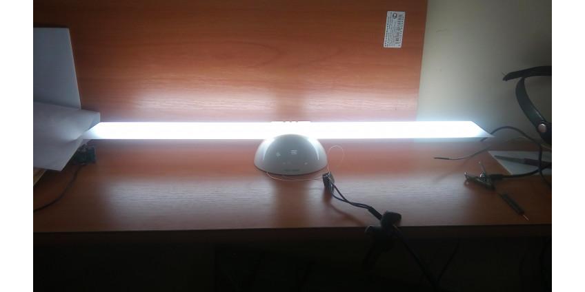 15. Светодиодный дизайнерский светильник