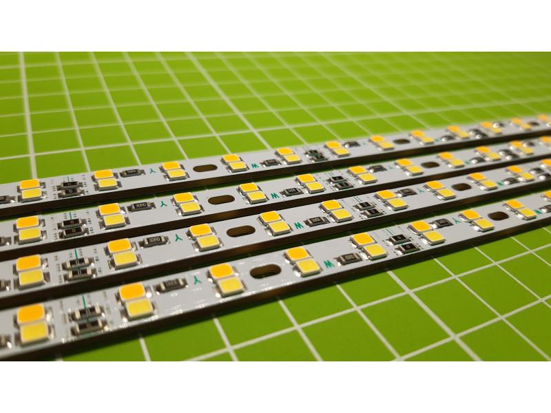 Светодиодная линейка сегментная 50.8 мм (2 дюйма) WY (8 секций = 406,4 мм.)