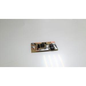 Модуль триггера переключателя для кнопки без фиксации (150Вт под пайку)