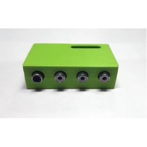Переключатель 4-х камер для мультимедиа системы с одним видеовходом